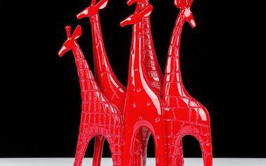 Socha žirafy velké