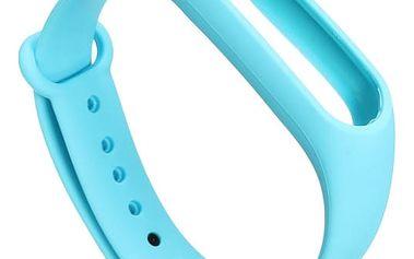 Náhradní silikonový pásek pro chytrý náramek Xiaomi Mi Band 2