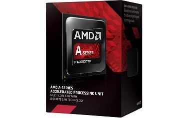 AMD A6-7470K Black Edition - AD747KYBJCBOX