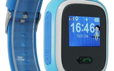 Inteligentní hodinky s GPS lokátorem pro děti