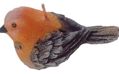 Nabízíme Vám krásnou jarní svíčku ptáčka, která určitě udělá radost. Nádherná jarní dekorace.