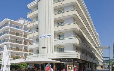 Španělsko - Costa Brava na 8 dní, all inclusive, plná penze nebo polopenze s dopravou letecky z Bratislavy