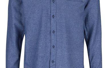 Modrá denimová košile Blend