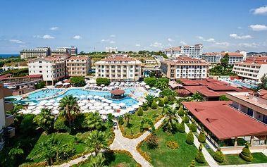 Turecko - Side na 8 až 12 dní, all inclusive s dopravou letecky z Prahy nebo Bratislavy
