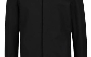 Černý lehký kabát Lindbergh
