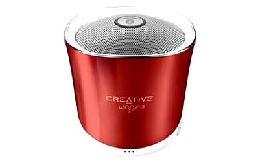 CREATIVE repro WOOF3 rouge red