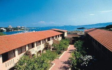 Itálie - Sardinie / Sardegna na 8 dní, polopenze s dopravou vlastní