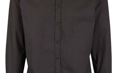 Černo-zelená vzorovaná košile Blend