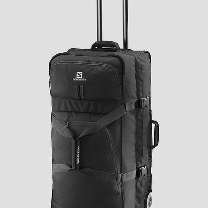 Cestovní taška Salomon CONTAINER 100 BLACK UNI Černá + DOPRAVA ZDARMA