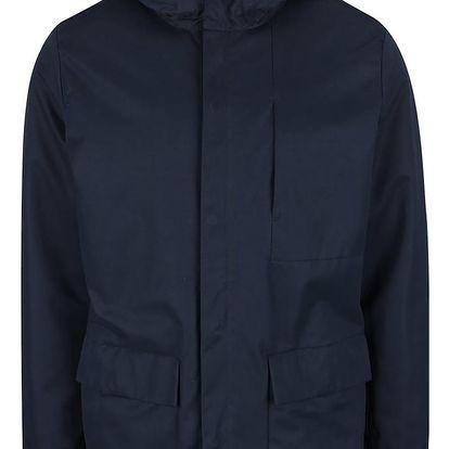 Tmavě modrá bunda s kapucí Selected Homme New Blake