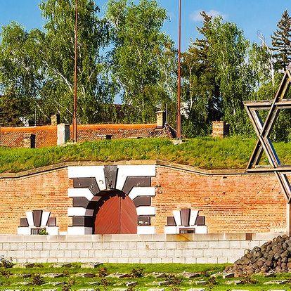 Prohlídka Terezína: podzemí, ghetto i výstava
