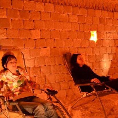 Turnov - Český Ráj: pobyt na 3 až 6 dní pro 2 osoby s polopenzí a vstupem do solné jeskyně
