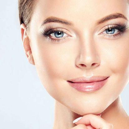Kompletní kosmetické ošetření obličeje