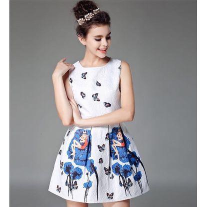 Šaty na léto i slavnostní příležitosti - 21 variant