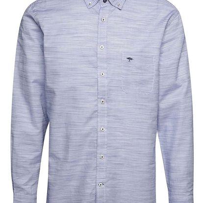 Bílo-modrá pruhovaná košile Fynch-Hatton