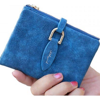 Dámská peněženka v krátkém provedení - 6 barev