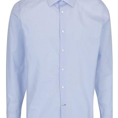 Světle modrá formální košile Burton Menswear London