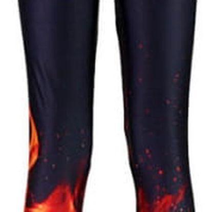 Legíny s hořícími lýtky