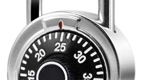 Bezpečnostní visací zámek na kód
