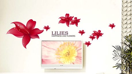 Lilie 70 x 50 cm
