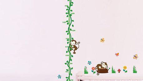 Metr opičky na lijánách 66 x 155 cm