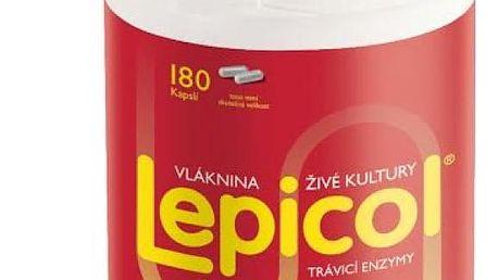 LEPICOL plus kapsle 180 tablet