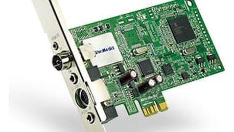 Televizní karta Aver Hyb.Speedy PCI DVB-T+FM+an.TV
