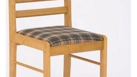 Dřevěná židle Bruno