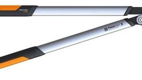 Nůžky na větve Fiskars PowerGearX, jednočeleové L + Doprava zdarma