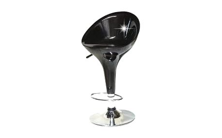 barová židle ALBA barová židle černá