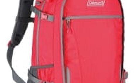 COLEMAN Magi City 33 červený městský batoh