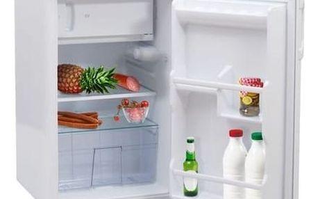 Jednodvéřová chladnička ECG ERT 10850 WA+