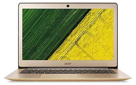 Acer Swift 3 NX.GKKEC.010 zlatý
