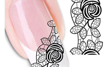 Ozdobné nálepky na nehty - dodání do 2 dnů