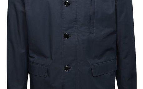 Tmavě modrý lehký kabát Selected Homme Greg
