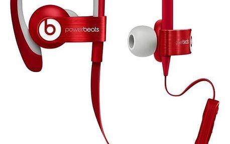 Beats by Dr. Dre MH782ZM/A Červená