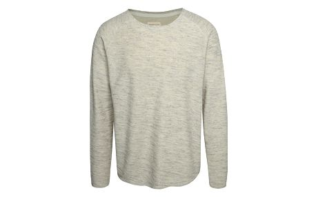Krémový svetr Selected Homme Peen