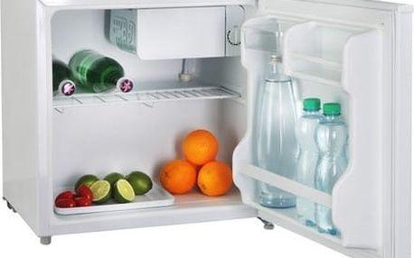 Jednodvéřová chladnička ECG ERM 10471 WA++