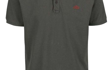 Khaki polo triko Shine Original