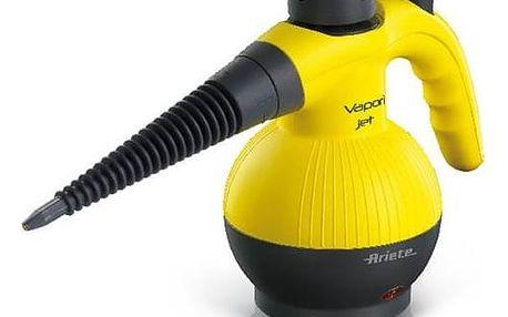 Parní čistič Ariete Vapori ART 4133 žlutý + Doprava zdarma