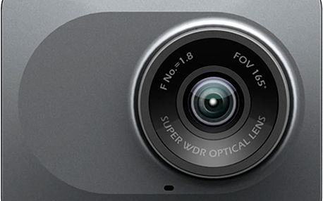 Xiaomi Yi Dashboard Camera, šedá - car-s