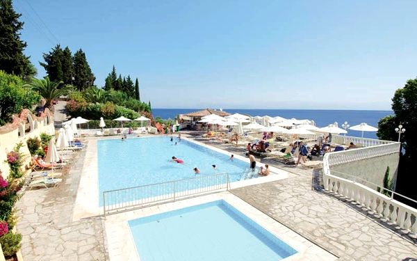 Řecko - Korfu na 8 až 11 dní, all inclusive s dopravou letecky z Prahy, letecky z Brna nebo letecky z Ostravy, Korfu, letecky, all inclusive3