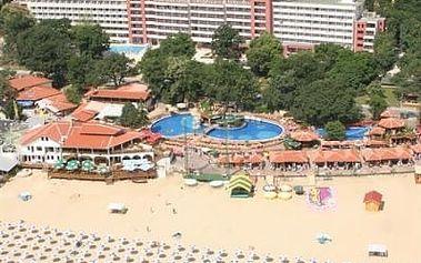 Bulharsko - Zlaté Písky na 8 dní, all inclusive s dopravou letecky z Brna nebo Prahy