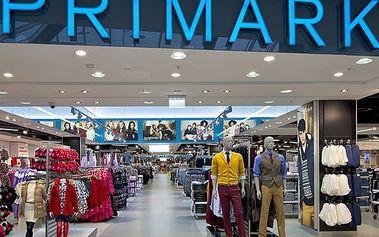 Vídeň - nákupy v Primarku: 1denní výlet z Moravy pro 1 osobu, 3 sobotní termíny 4-5/2017