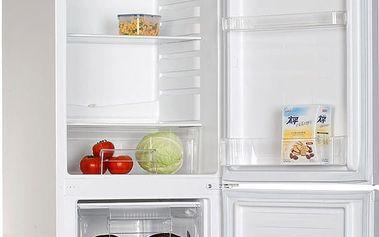 Kombinovaná lednička s mrazákem dole ECG ERB 21816 WA++