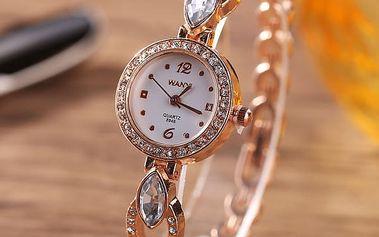 Elegantní dámské hodinky - 2 barvy