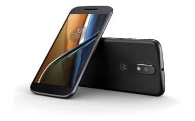 Mobilní telefon Lenovo Moto G4 Dual SIM (SM4374AE7N7) černý SIM s kreditem T-Mobile 200Kč Twist Online Internet (zdarma)Software F-Secure SAFE 6 měsíců pro 3 zařízení (zdarma) + Doprava zdarma
