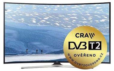 UHD LED televize Samsung UE55KU6172