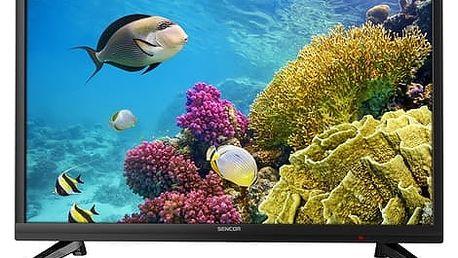 LED televize Sencor SLE 2464T