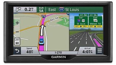 Navigační systém GPS Garmin nüvi 68 Lifetime Europe45 černá + Doprava zdarma
